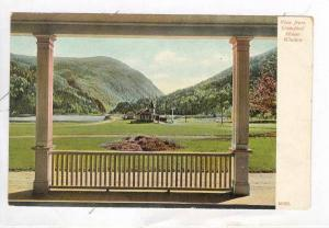 View from Crwford House Window, Worcester, Massachusetts, 00-10