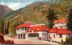Colorado Manitou Iron Springs