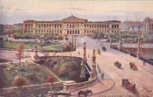STRASSBURG , France (When German) , 1900-10s ; The University : TUCK 7019