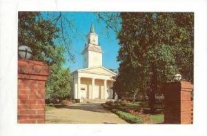 St. Thaddaeus Episcopal Church, Aiken, South Carolina, 1940-60s