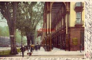 PRE-1907 GRAND UNION HOTEL SARATOGA, NY 1907