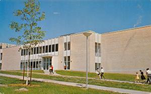 Columbia University of Missouri~Family Visits Commons Building & Rec Center 1960