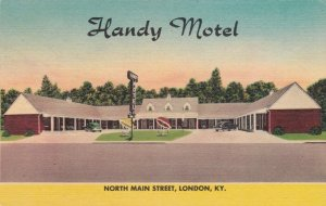 Kentucky London Handy Motel North Main Street sk1322