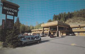 Fireside Motor Inn , CASTLEGAR , B.C. , Canada , 50-60s