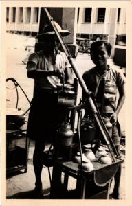 INDONESIA PC DUTCH INDIES - Market - Java - REAL PHOTO (a1594)