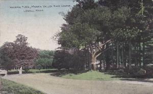 Hairpin Turn,  Merr'k Valley Race Course,  Lowell,  Massachusetts,    PU_1918