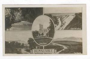 5-View, Well Head, Chalk Hill Cutting, Priory Church, The Downs, Dunstable, E...