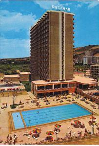 Hotel Rosamar Benidorm Alicante Spain