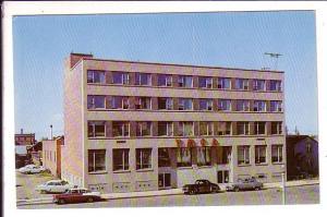YMCA, Edmonton, Alberta, 50's Cars