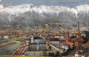 Innsbruck vom Berg Isel Austria Unused