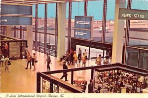 O'Hare International Airport - Chicago, Illinois
