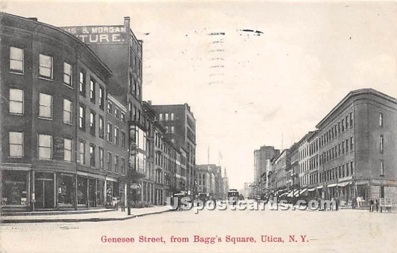 Genesee Street - Utica, New York