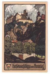 Deutscher Schulverein 311 Hohensalzburg Castle Austria