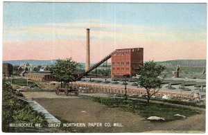 Millinocket, Me, Great Northern Paper Co. Mill