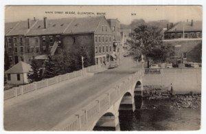 Ellsworth, Maine, Main Street Bridge