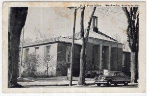 Winchendon, Massachusetts, U. S. Post Office