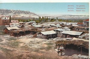 Palestine Postcard - Jericho - General View - Ref TZ3921