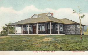 GREENVILLE, Massachusetts , 00-10s ; Country Club
