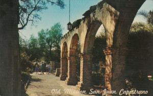 California San Juan Capistrano Old Mission San Juan Capistrano
