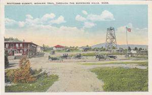MOHAWK TRAIL , Massachusetts, 1910s ; Whitcomb Summit