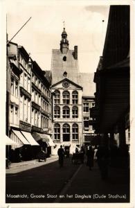 CPA Maastricht Groote Staat en het Dinghuis NETHERLANDS (728437)