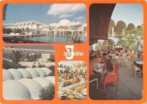 Tunisia Hotel Dar Jerba, Swimming Pool Restaurant