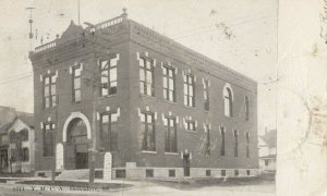 BELVIDERE , Illinois , PU-1906 ; YMCA