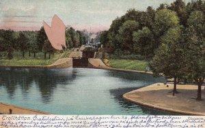 RP: Trollhättan , Västra Götaland County , Sweden , 1908 ; Slussarne