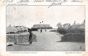 Sudan Le poste de Tahoua, Territoire Militaire du Soudan 1904