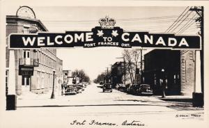 RP: Main Street , FORT FRANCES , Ontario , Canada , 30-40s