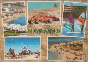 Cyprus Postcard - Views of Ayia Napa RR8848