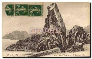Postcard Old Porto Corse The NFB Gulf