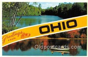 Ohio, USA Postcards Post Cards Old Vintage Antique Ohio, USA