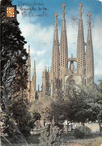 Spain Barcelona Holy Family Temple