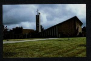 PA Mt Saint Benedict Priory ERIE PENNSYVANIA Postcard