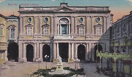 Public Library, Malta, 00-10s