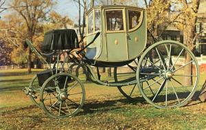 RI - Providence. John Brown's Chariot