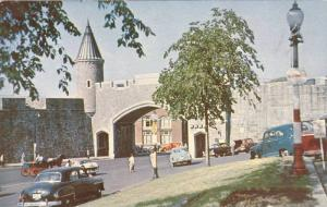St.John's Gate,Quebec,Canada,40-60s