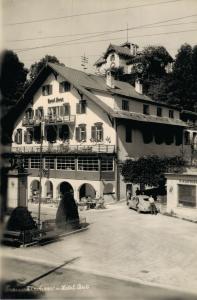 Austria Traunkirchen Hotel Post 02.01