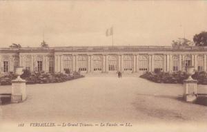 VERSAILLES, Le Grand Trianon, La Facade, Ille-de-France, France, 00-10s