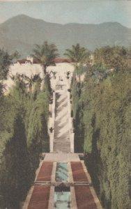 SANTA BARBARA , California , 1920-30s; El Fureides