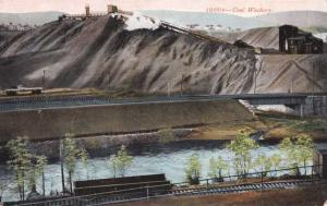 Coal Washery - PA - DB - Scranton Wilkes-Barre area likely