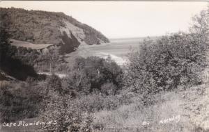 RP: Cape Blomidon , Nova Scotia , Canada , PU-1962