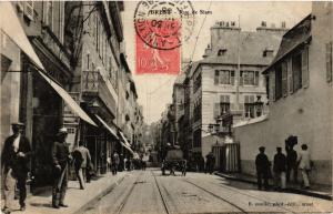CPA BREST - Rue de Siam (384203)