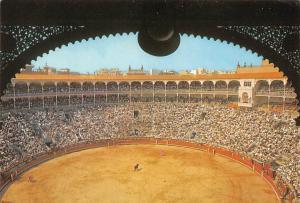 Plaza de Toros Monumental, Ring Tarjeta Postal Bullfighting Unused