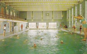 WORCESTER, Masschusetts, 1950-1960's; Public Swimming Pool