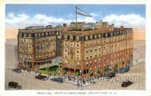 Craig Hall Atlantic City NJ Unused