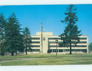 Pre-1980 CITY HALL SCENE Olympia Washington WA hs6063