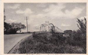 FREMONT, Nebraska, 1900-1910's; Platte River Bridge