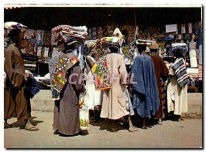 The Modern Postcard Dealers Vincent Dakar Senegal Fabrics